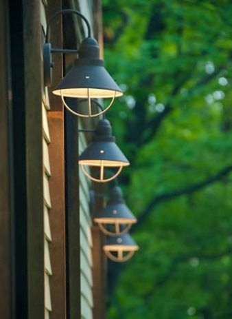 Barn Wall Sconces Ideal Choice For Exterior Home Lighting