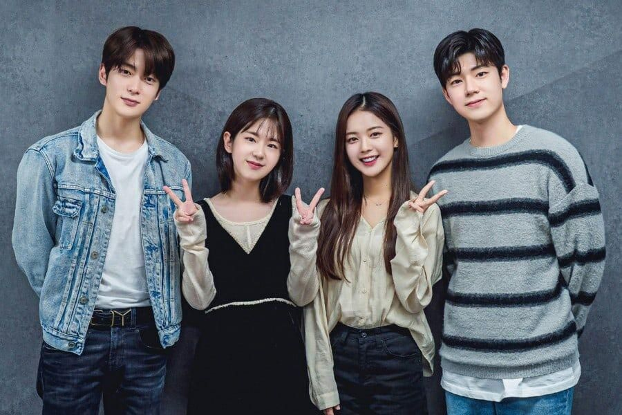 "NCT's Jaehyun, Park Hye Soo, Noh Jung Ui, Bae Hyun Sung And More Gather For ""Dear.M"" Script Reading"