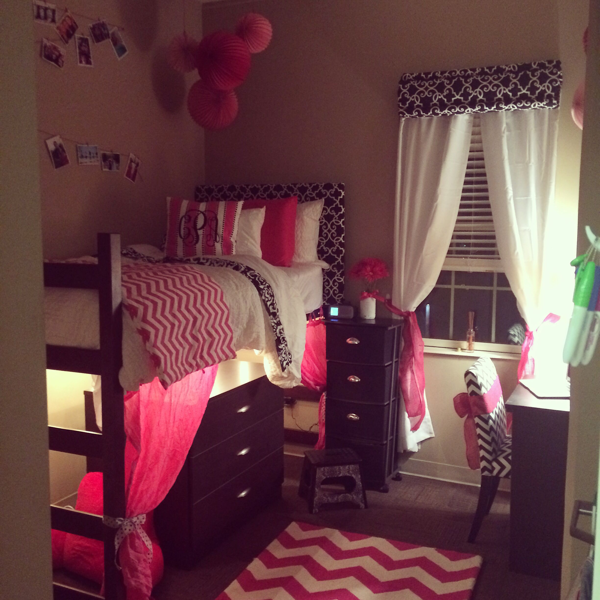 Decoraciones Hogar University Of Alabama Dorm Room College Habitaciones