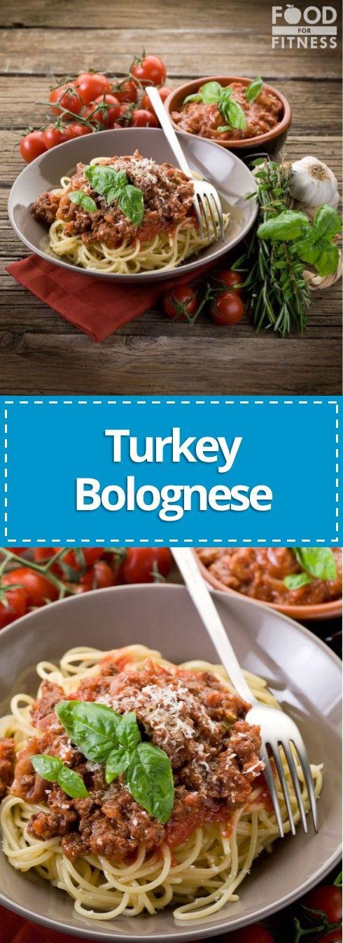 Turkey Bolognese   Recipe   Healthy turkey mince recipes ...
