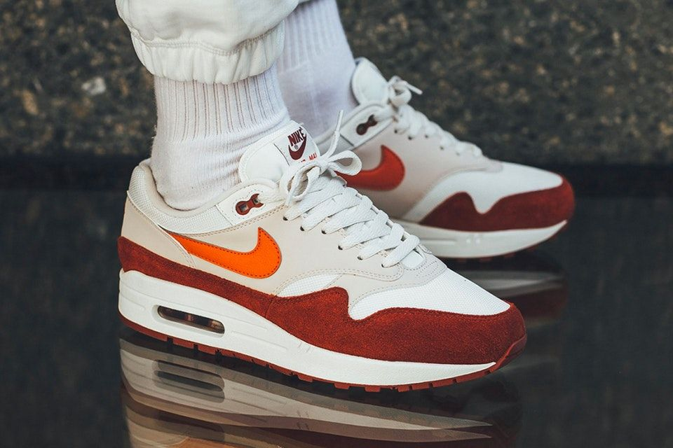 An On Feet Look at This Multi Toned Nike Air Max 1 | Nike