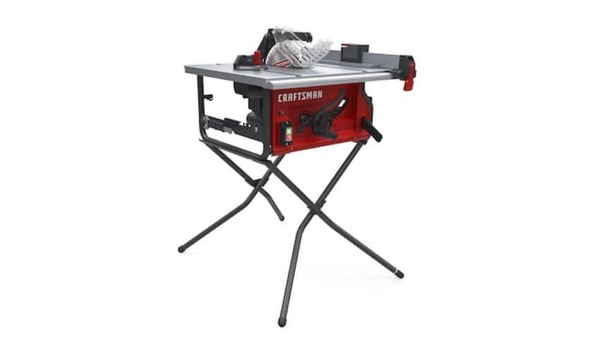 Craftsman 10 In Table Saw 199 Diy Saw Pro Tool Reviews In 2020 Table Saw Aluminum Table Craftsman