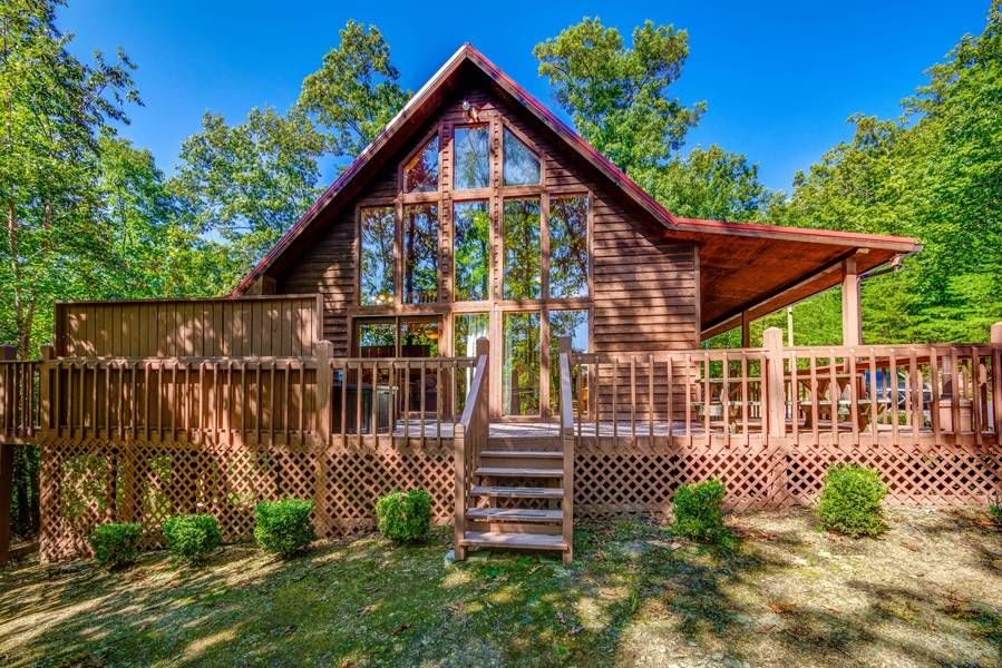 friendly cabin fenced getconnectedforkids yard tennessee pet gatlinburg rentals year org olds rent cabins for