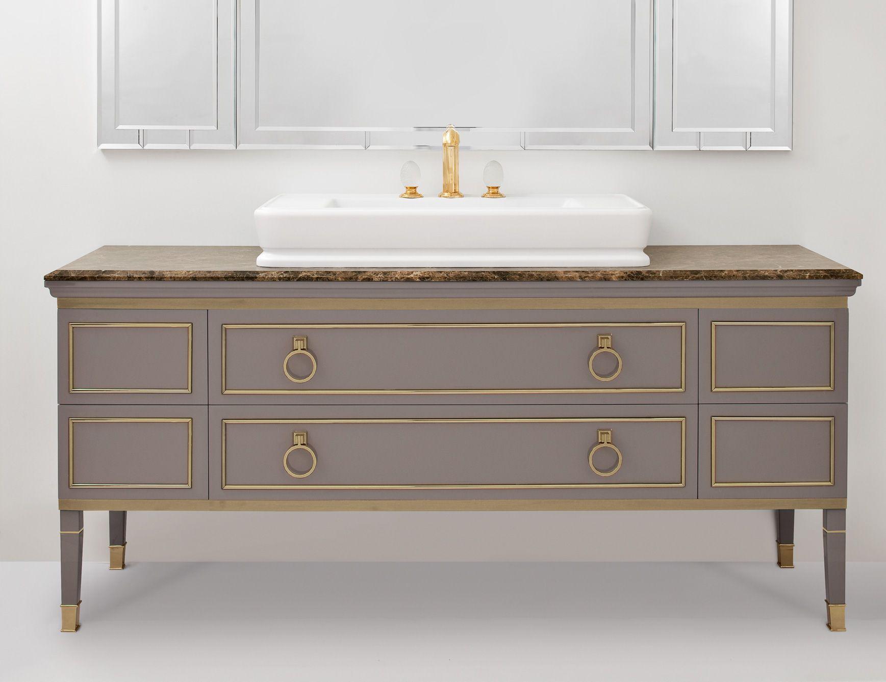 Bathroom Vanities - Lutetia