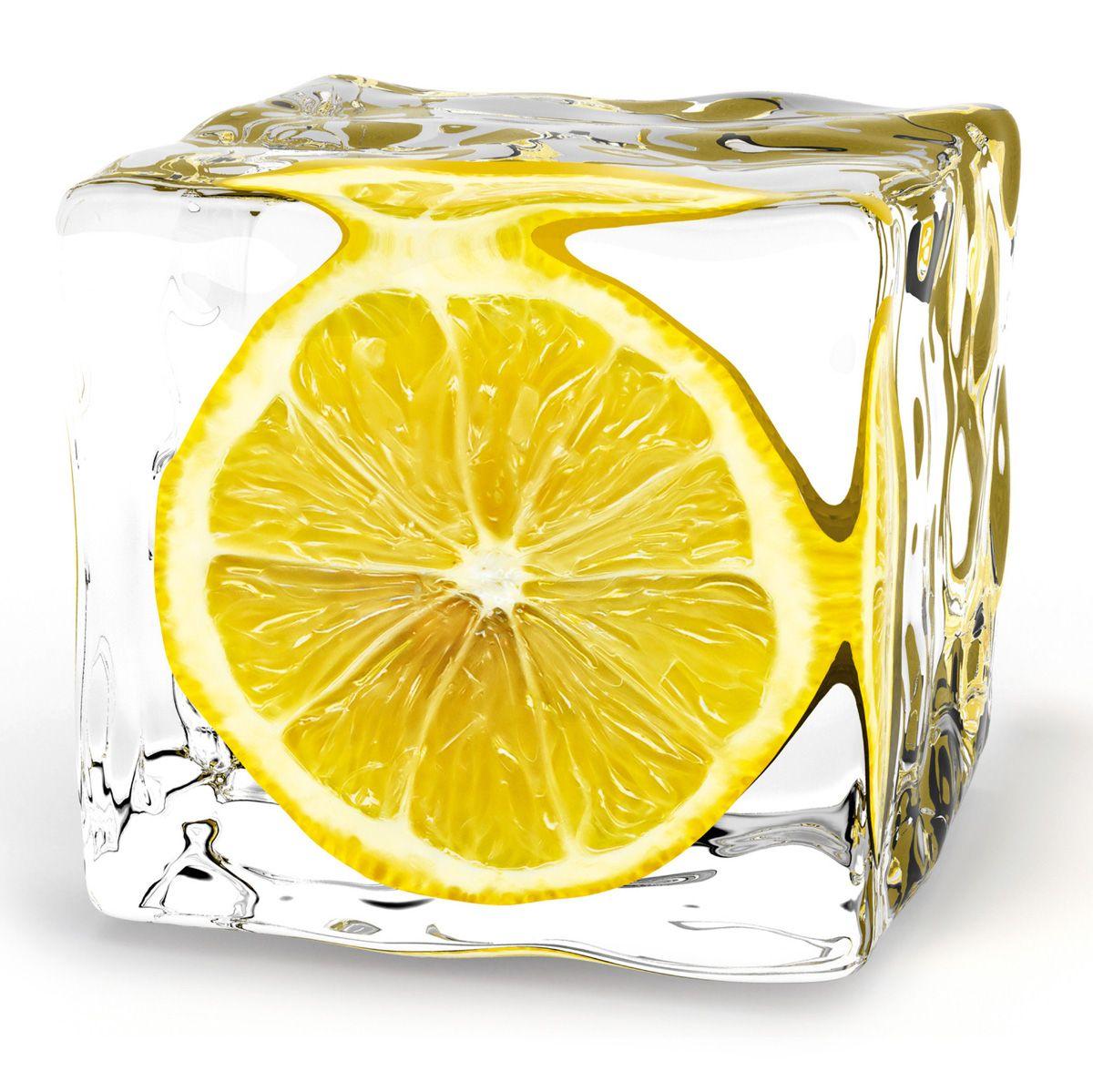 Deco Glass Wall Decor - Iced Lemon $59.99 | Platin Art\'s Wall Decor ...