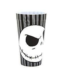 Jack Skellington Plastic Cup - The Nightmare Before Christmas