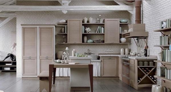 Cucina in muratura moderna: Zappalorto, Terre di Toscana Vintage ...