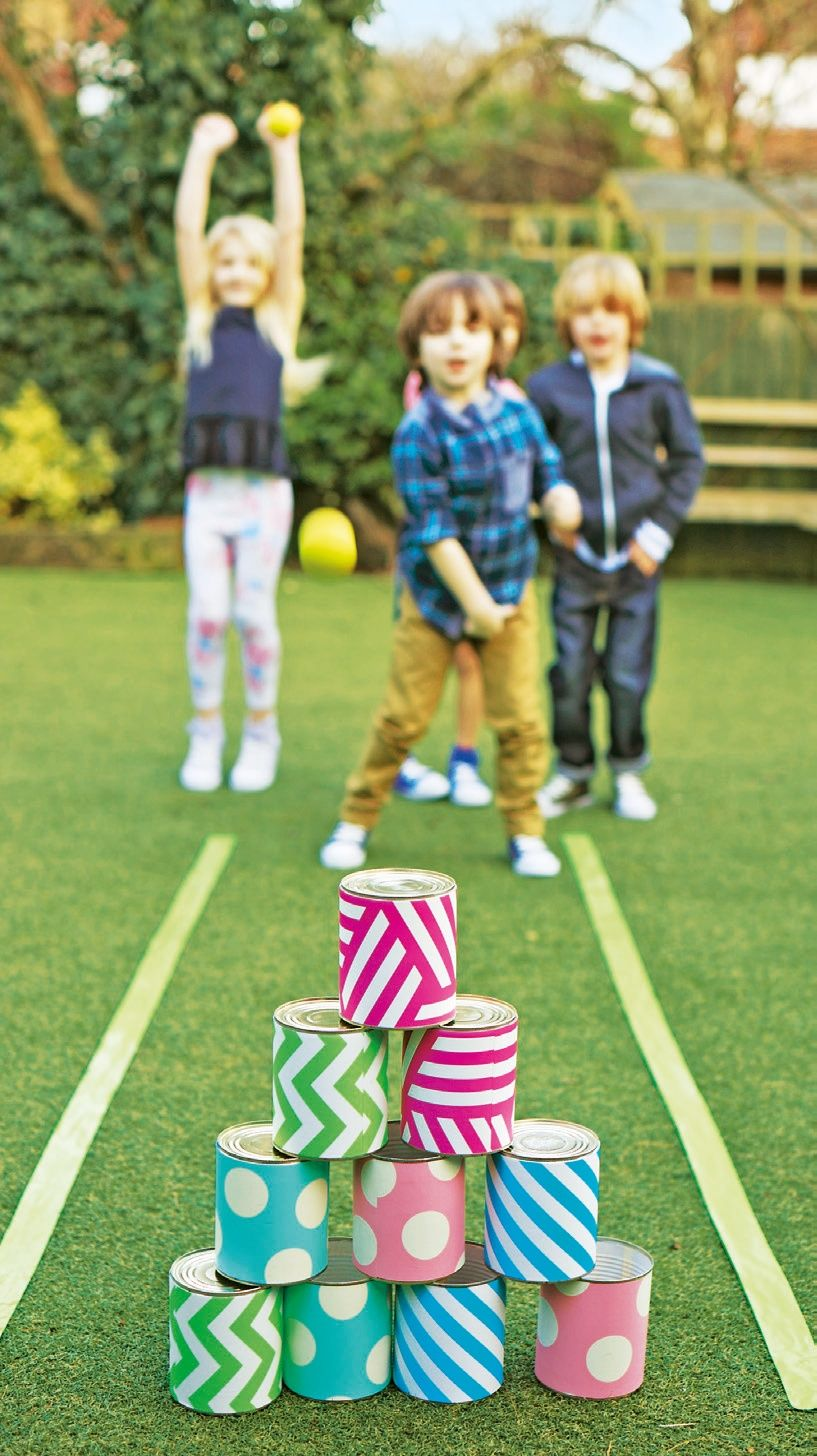 Asda magazine april 2014 easter plays and gaming the whole family will love to play with this outdoor bowling alley at easter negle Choice Image