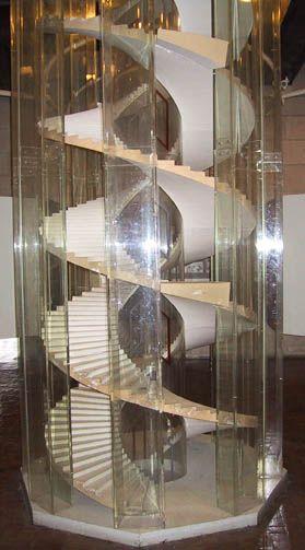 Leonardo Da Vinci Chambord Castle France Double Spiral