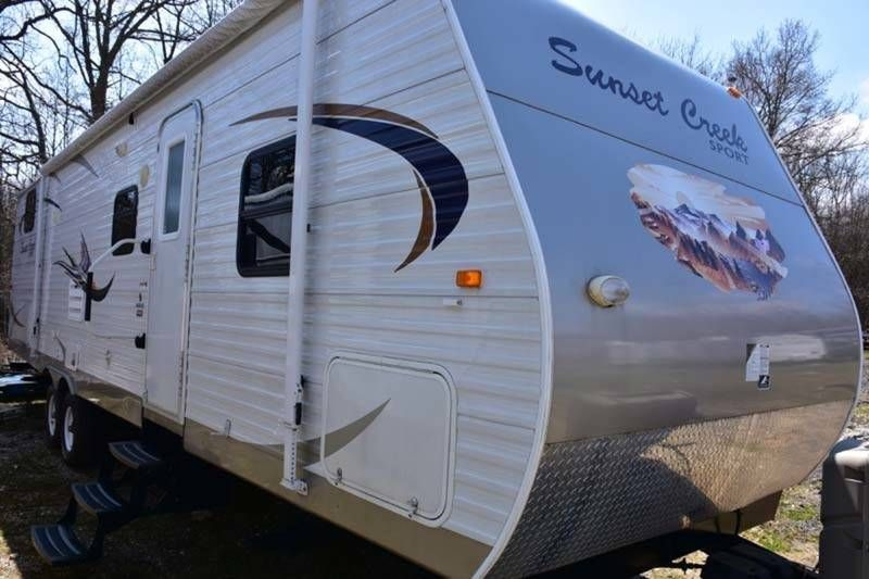 2013 Winnebago Sunset Creek Sport 340bhds For Sale Medina Oh Rvt Com Classifieds Travel Trailers For Sale Medina Travel Trailer
