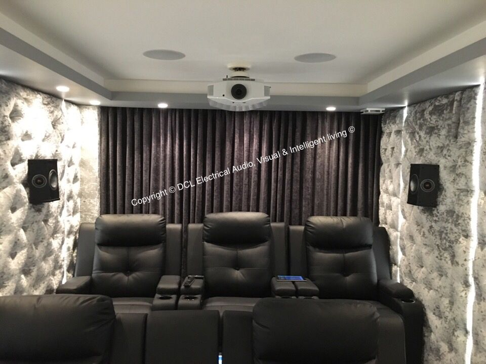 DCL Electrical, Audio, Visual & intelligent living full home cinema ...