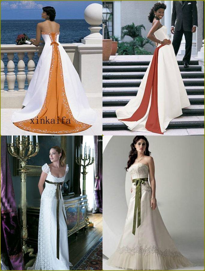 Fall Wedding Ideas   Autumn wedding dresses ideas   Budget Brides ...