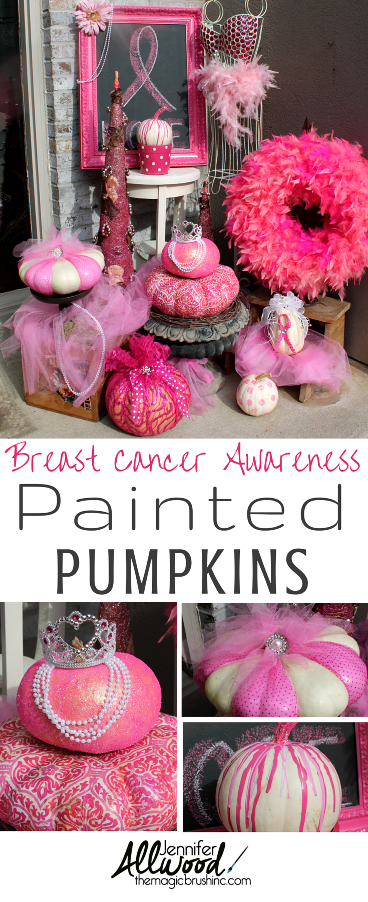 Breast Cancer Awareness Decoration Ideas
