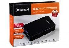 "DD EXTERNE INTENSO 3""5 1TO USB 3.0 MEMORY CENTER - NOIR"