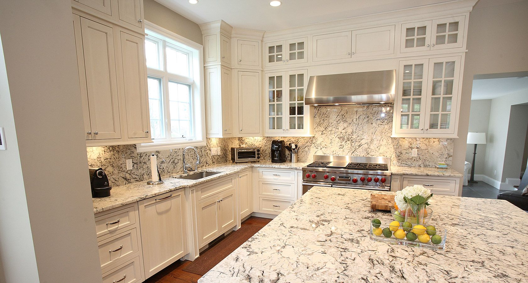 Persian Pearl Granite Countertop Kitchen Design Ideas Granite