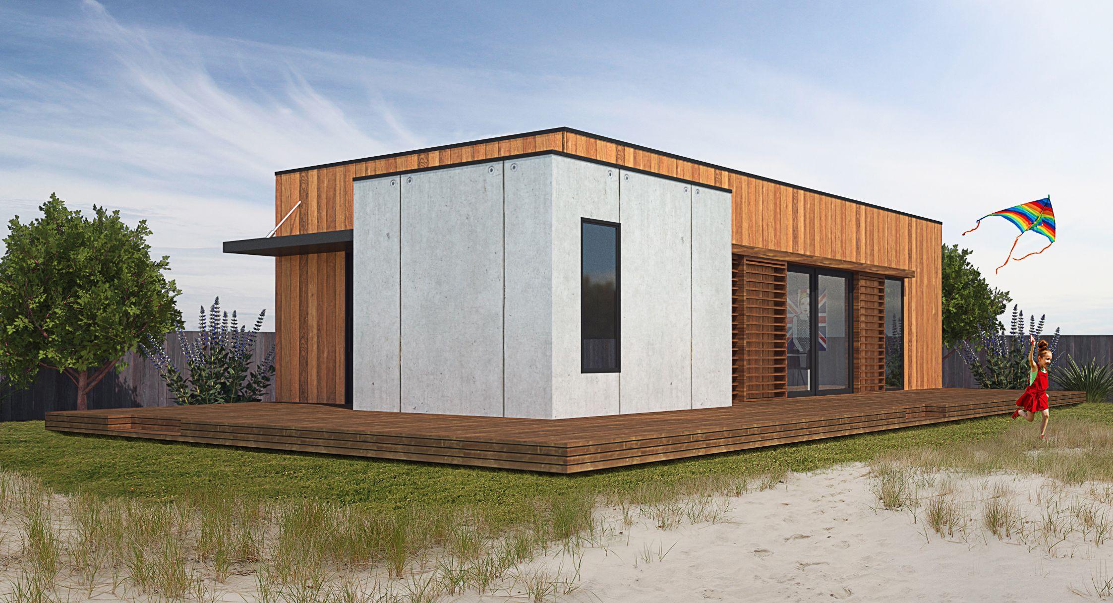 Coast To Coast Kitset Homes — Okari New zealand houses