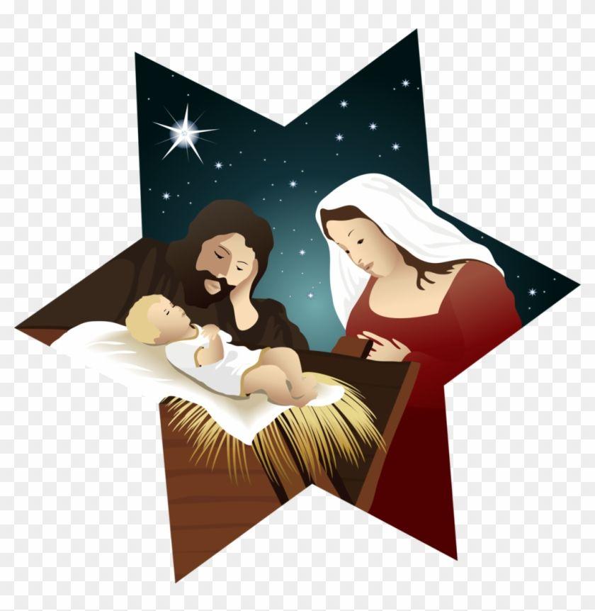Holy Family And The Birth Of Jesus1 By Samasmsma Christmas Nativity Vector 436167 Nativity Of Jesus Holy Family Nativity Scene Holy Family Nativity