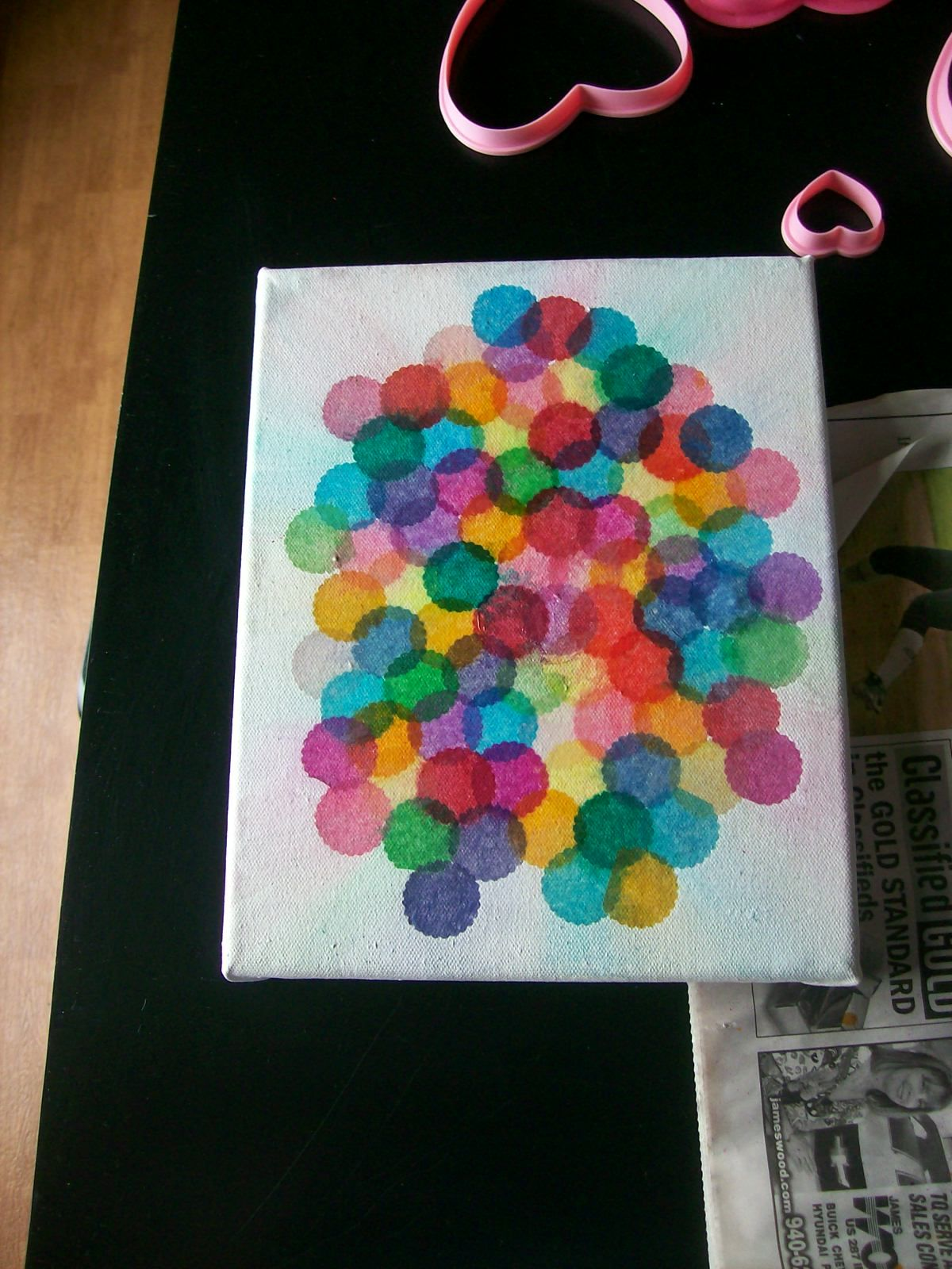 42++ Mod podge crafts with tissue paper information