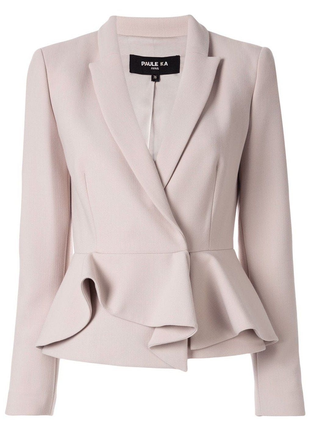 Photo of formal jackets for women
