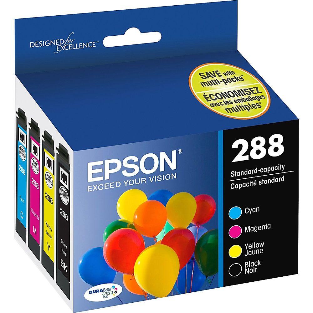 Epson DURABrite Ultra 288 Ink Cartridge Pigment Black