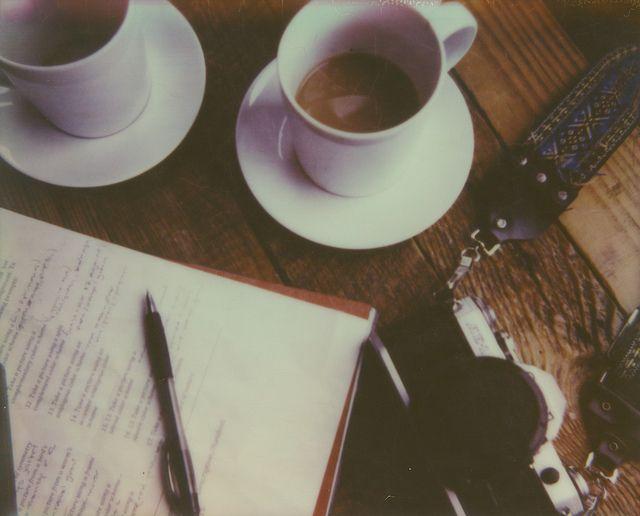 coffee date by xoazuree, via Flickr