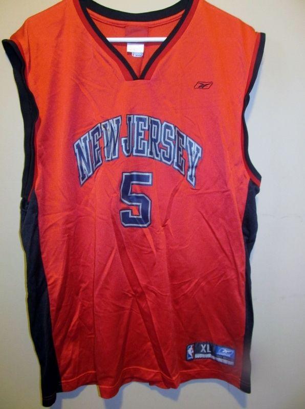 abb32e77 Reebok Jason Kidd New Jersey Nets jersey , X-large - Basketball-NBA ...