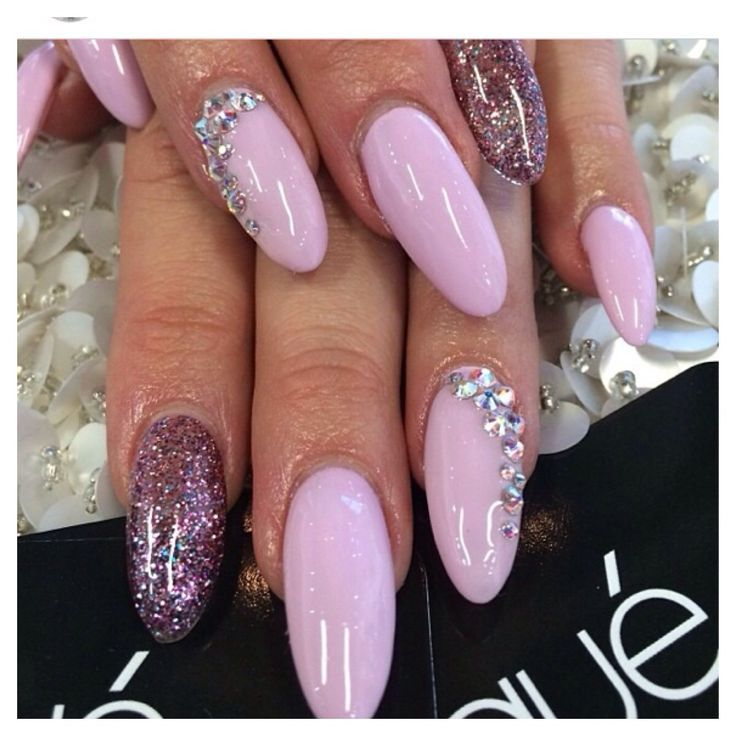 Cute Nail Designs For Oval Nails - http://www.mycutenails ...