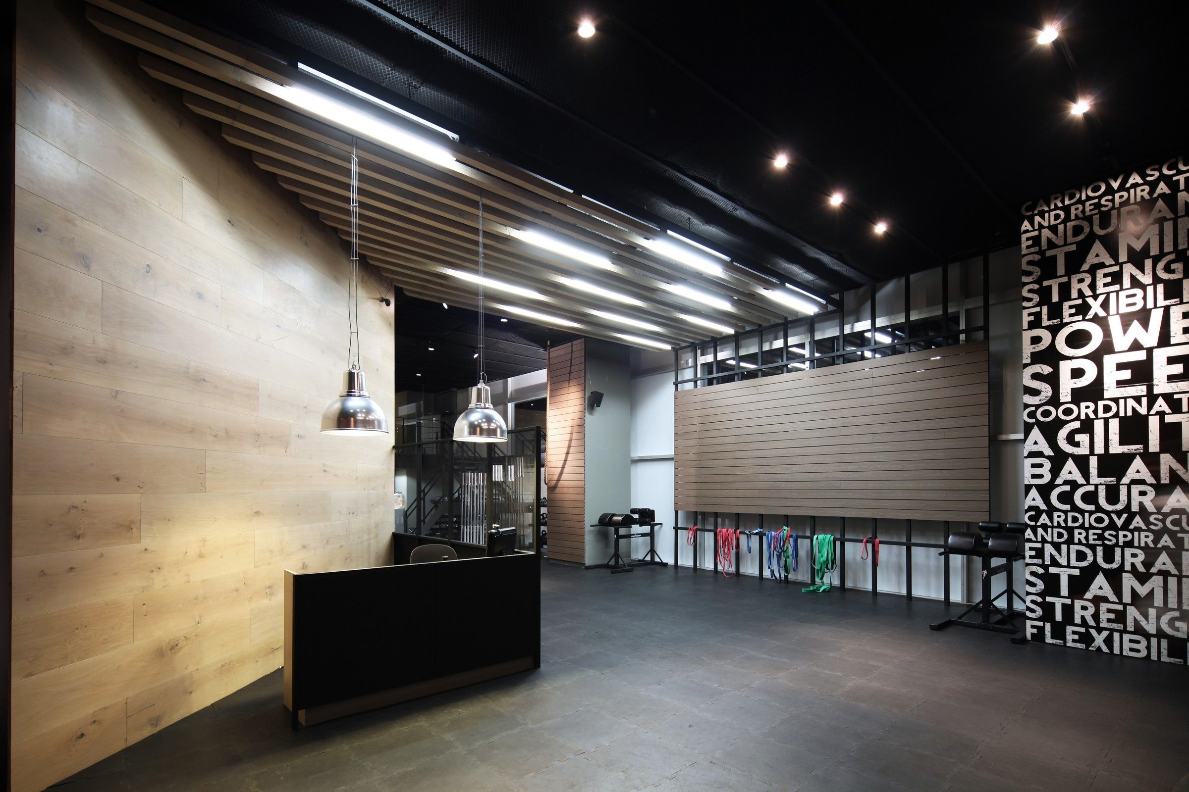 Titti Giovannoni Interior Design Crossfit Box Interior Google Search Crossfit Box