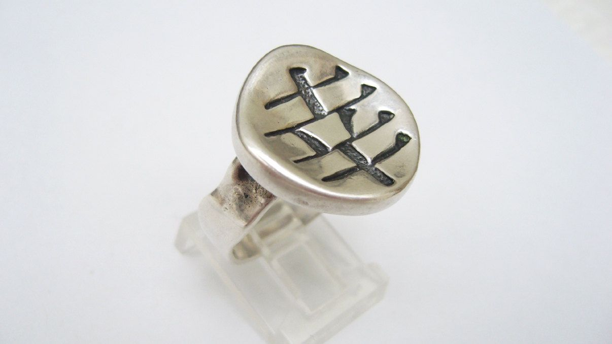 Relios jewelry carolyn pollack chinese symbol lucky good fortune relios jewelry carolyn pollack chinese symbol lucky good fortune joy 925 sterling silver ring size 85 biocorpaavc Images