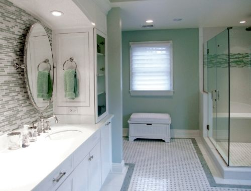 Can You Realistically Remodel A Bathroom In Days Master - How long does it take to tile a bathroom