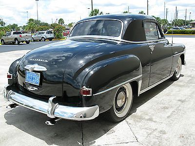 1951-Plymouth Concord P22 Concord Business Coupe