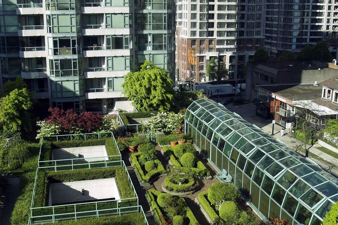 Speed Condo Espaces Verts En Copropriete Jardins Sur Les Toits