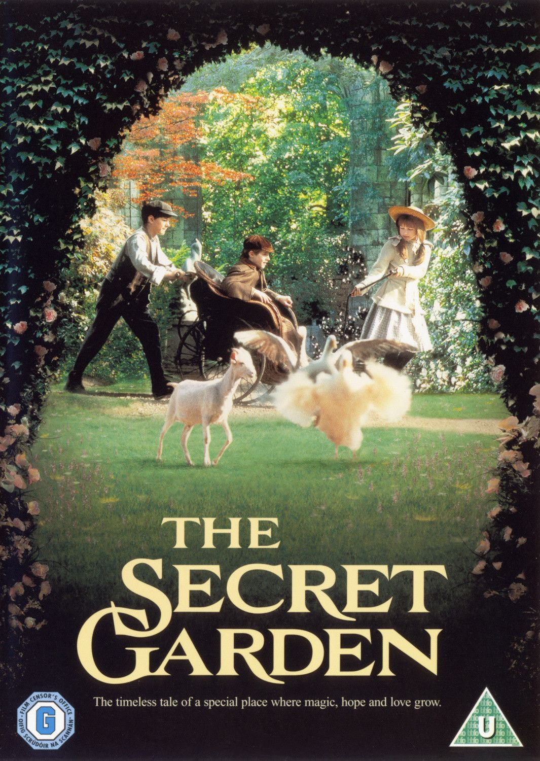 THE SECRET GARDEN (1993). Lots of great memories of this
