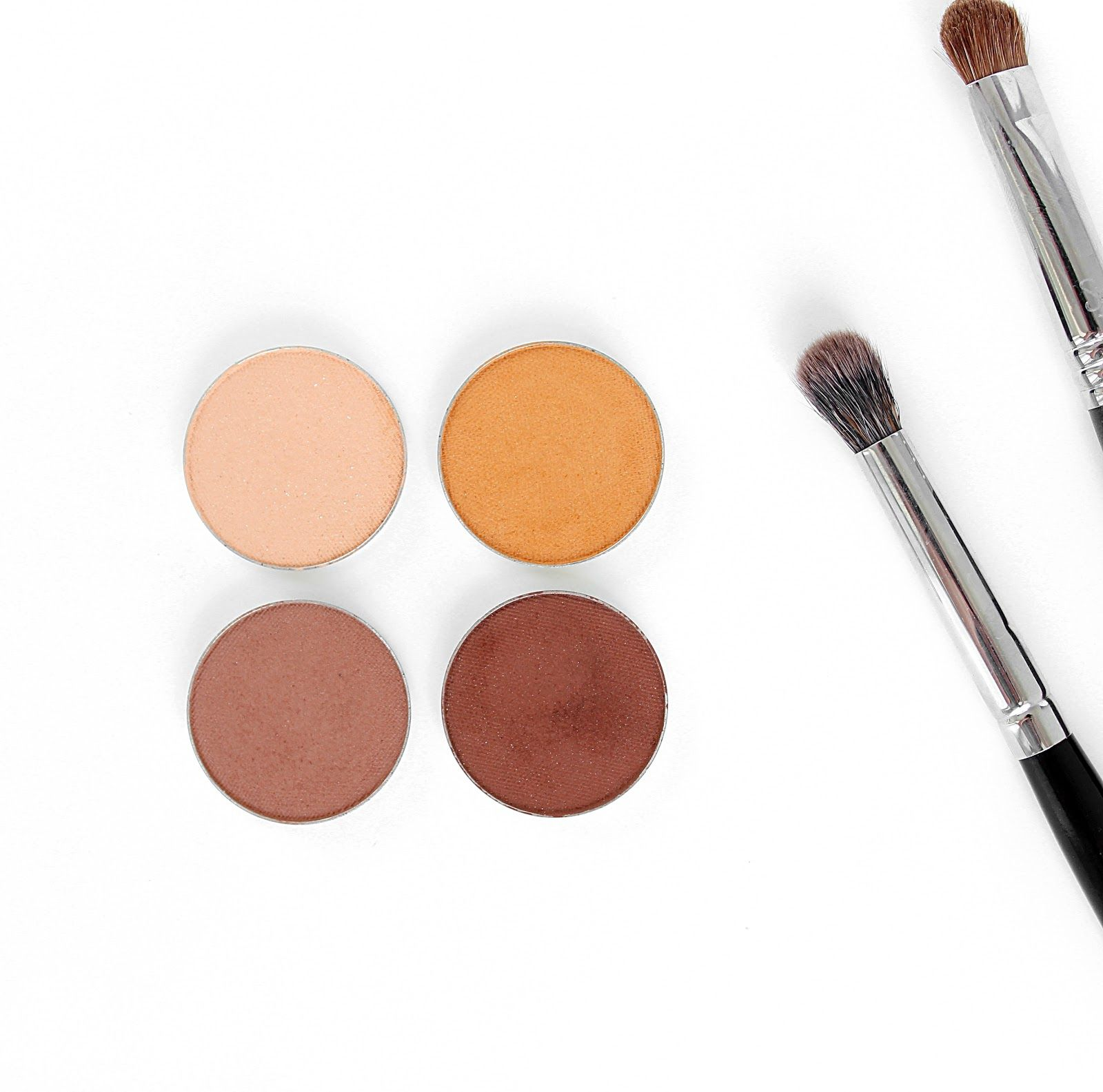 Makeup Geek Eye Shadow Quads Warm Tones Makeup geek