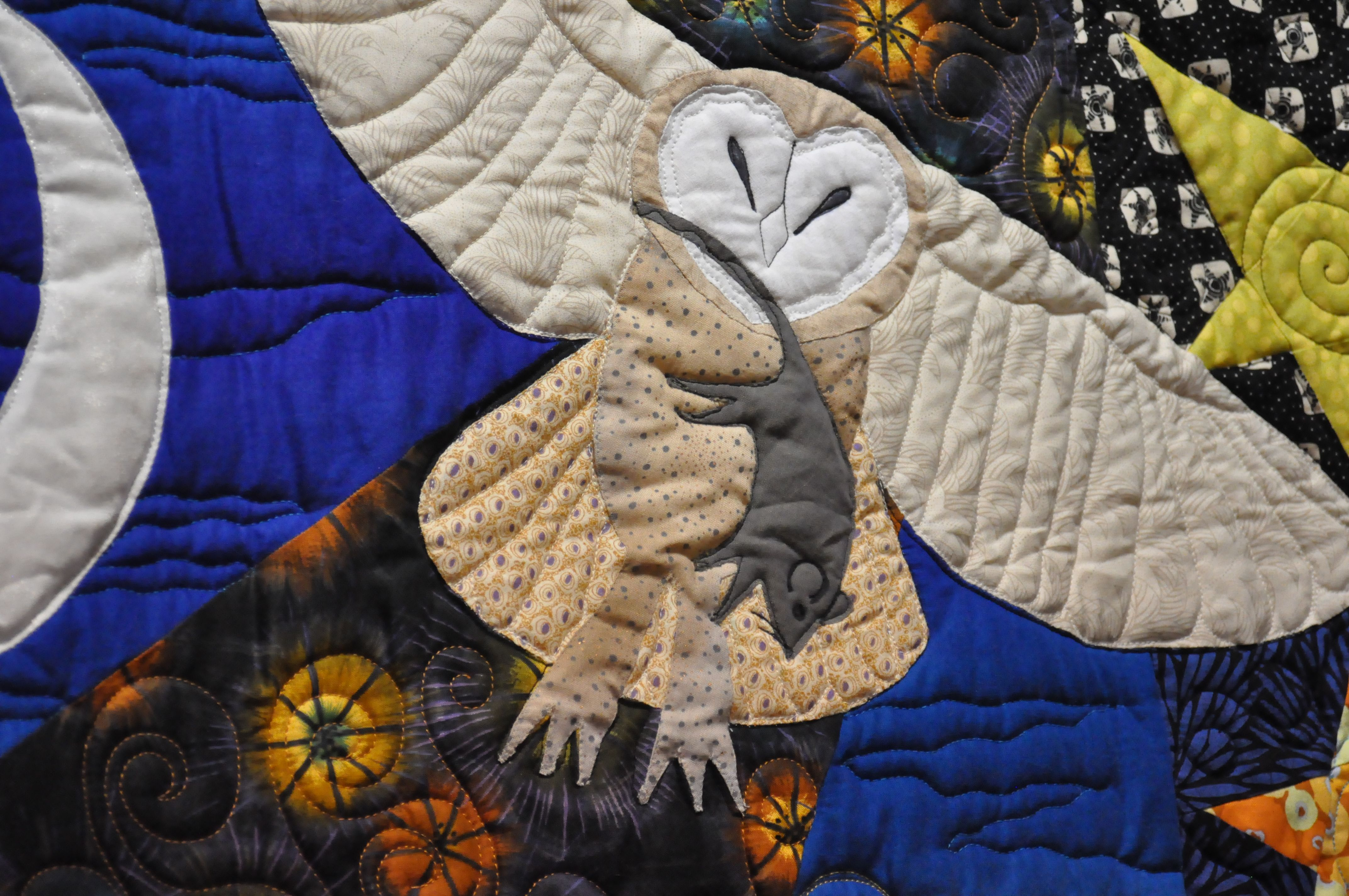 From the Long Beach International Quilt Show
