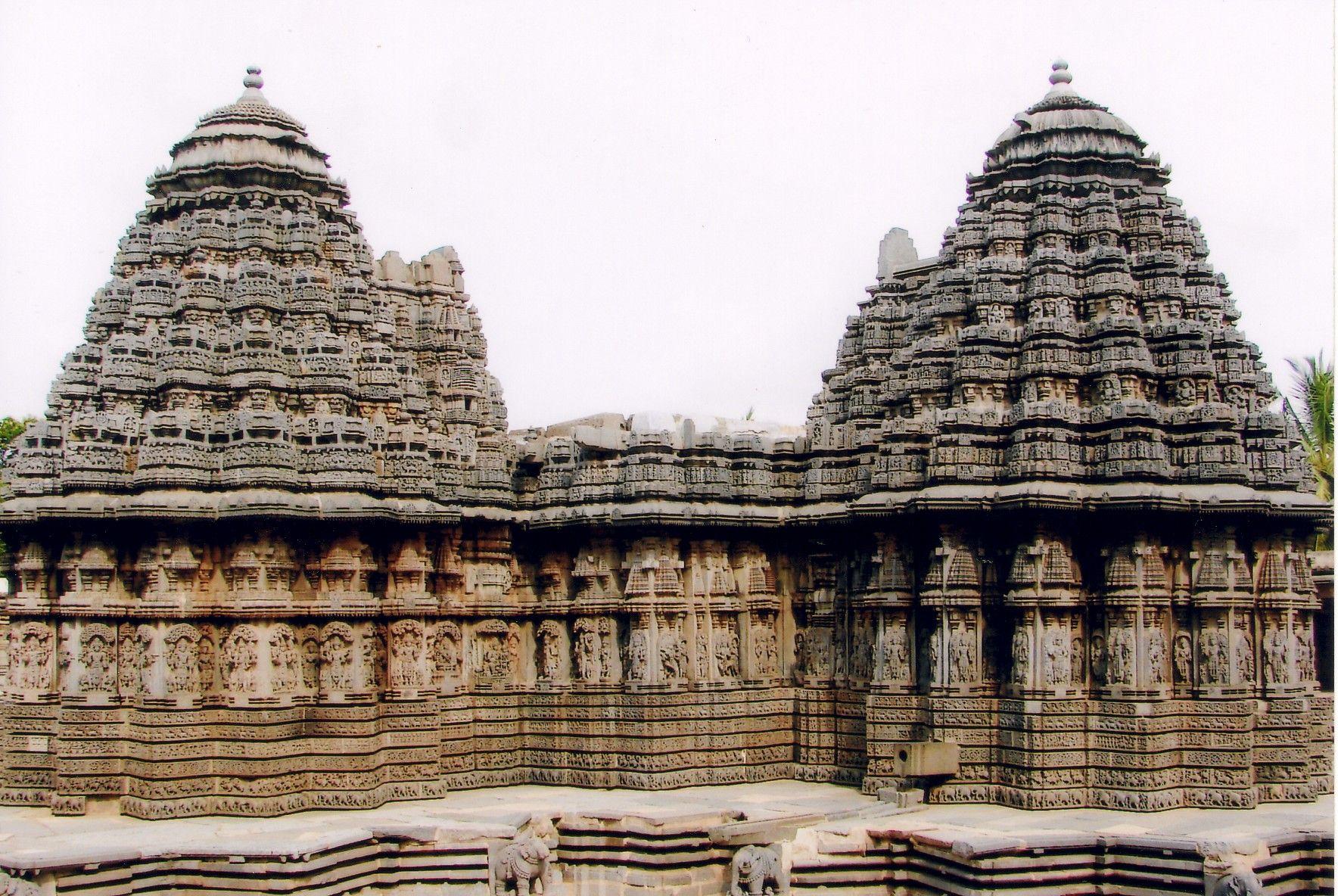 Keshava temple sikhara dravidian or vesara architecture style chaturanga pinterest temple hoysala and indian architecture