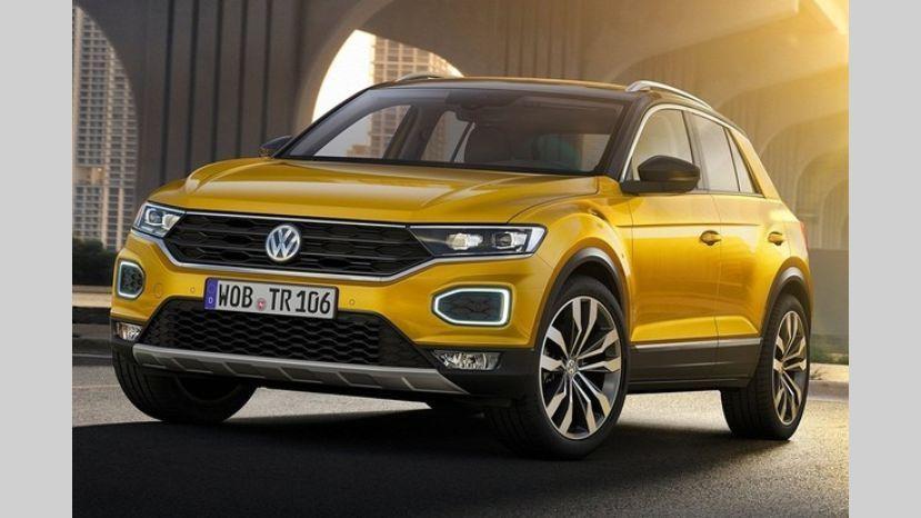 Volkswagen T Cross 2021 Como Es El Nuevo Modelo Con Motor Turbo Y Cuando Llega A La Argentina En 2020 Volkswagen Motores Modelos