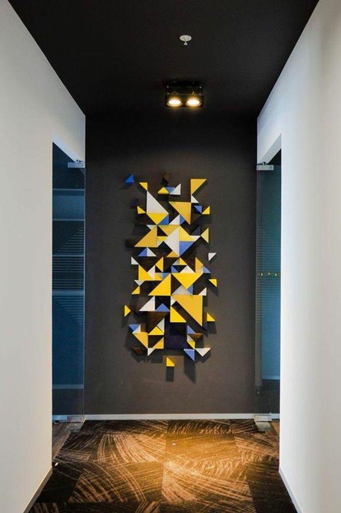 39 Frisch Deko Gelb Grau Corporate office design