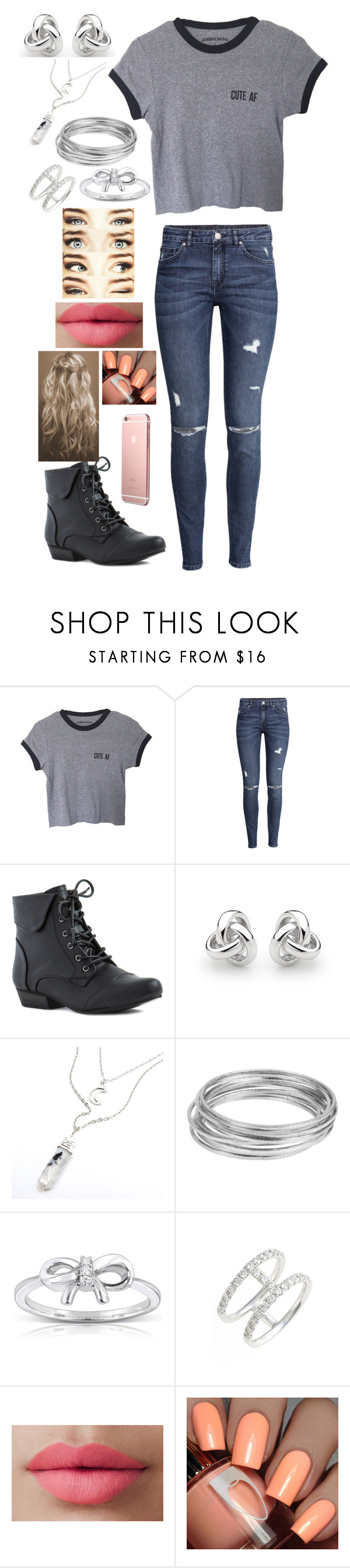 """""""Madison Alena Levy-Unexpected Visitor"""" by msmarvel70 ❤ liked on Polyvore featuring H&M, Georgini, Worthington, Kobelli, Bony Levy and LORAC"""