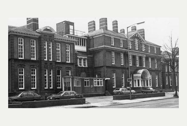 Image Result For Stafford General Infirmary Pictures