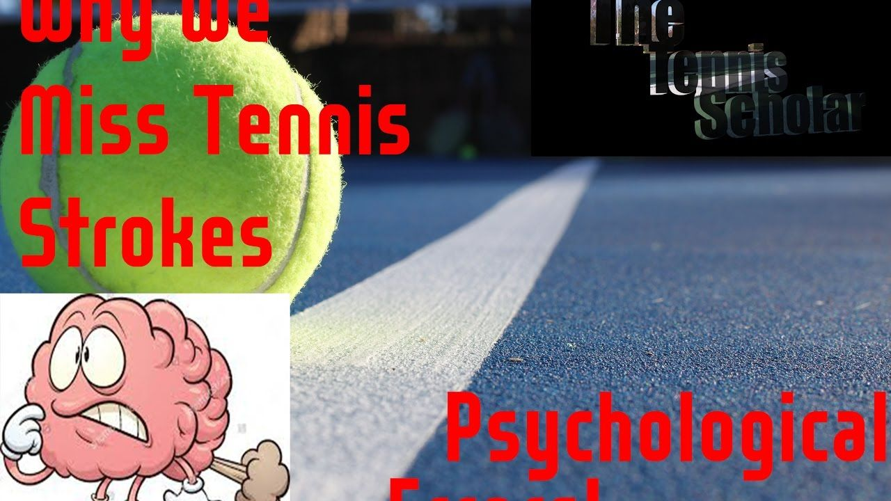 How to figure out why you miss a tennis stroke - YouTube