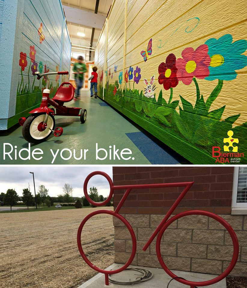 being healthy and helping the earth RIDE YOUR BIKE :)