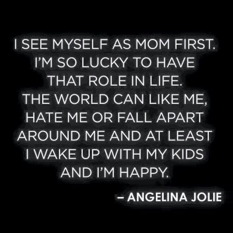 Being A Mother Quotes Magnificent My Purpose In Life Is To Be A Mother I Seriously Believe Thati Am