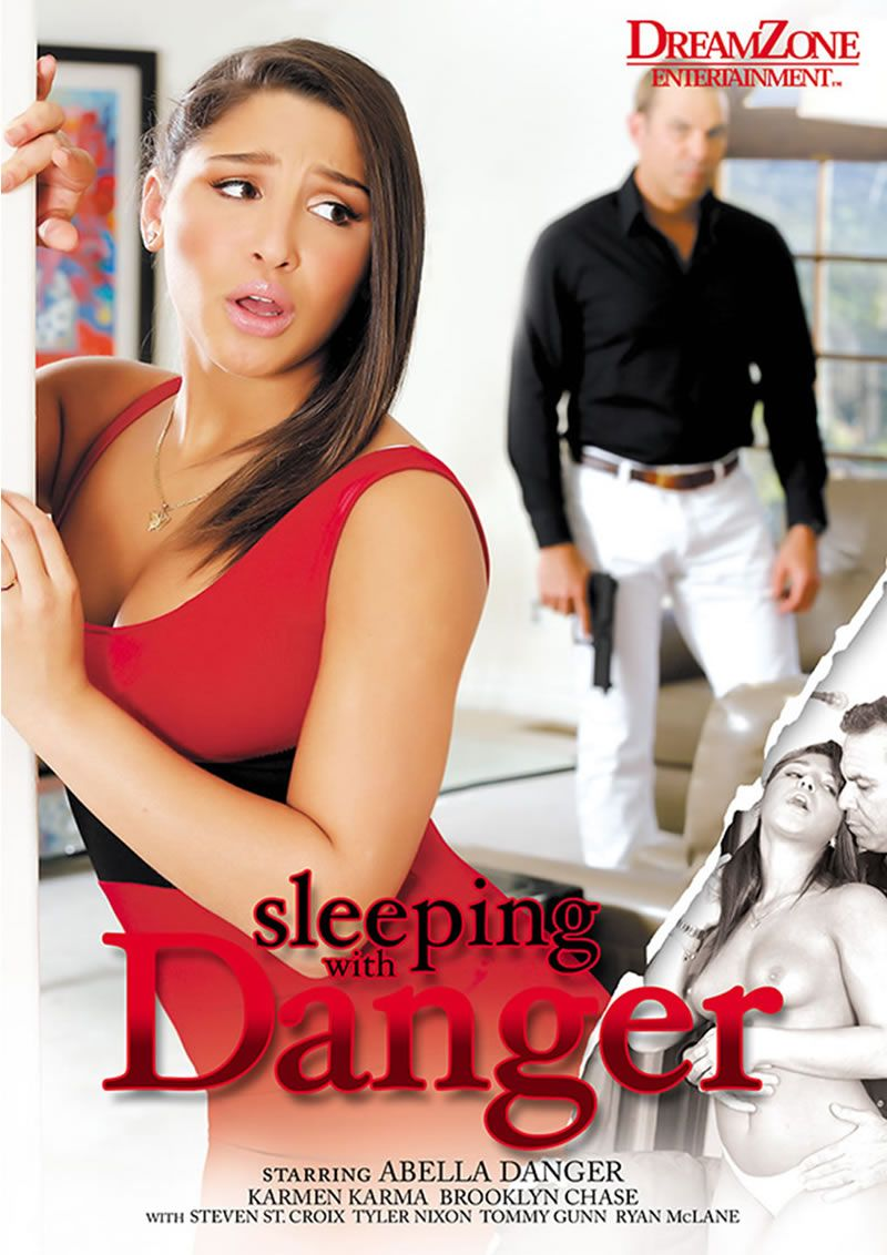 SLEEPING WITH DANGER - A young woman fakes her own death in an attempt to  escape