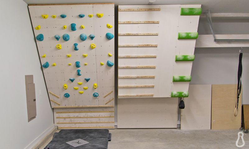 How To Build Your Own Home Wall Climb Healthy Home Climbing Wall Build Your Own House Climbing Gym