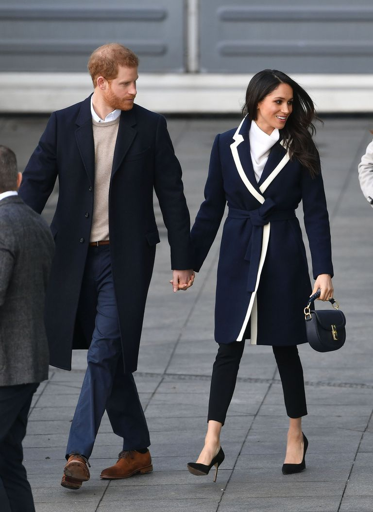 picture Meghan Markle Just Changed into an Affordable Dress to Hit the Beach in Melbourne