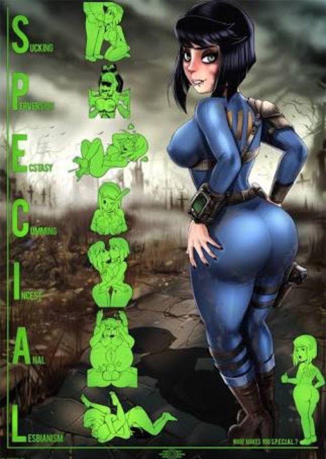 Shagbase Fallout Vault Meat Fallout