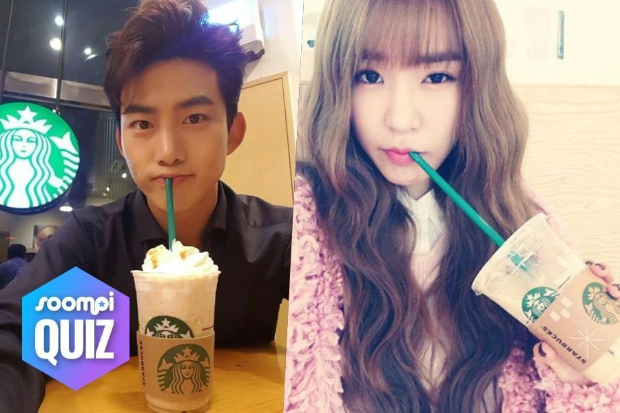 Quiz Which Starbucks Drink Are You Based On Your Taste In K Pop Starbucks Drinks Popular Drinks Starbucks