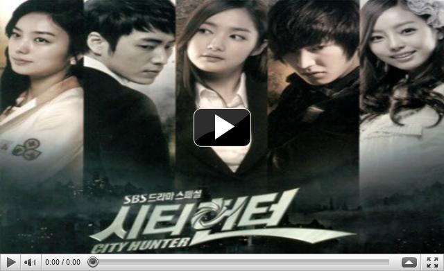 مسلسل قناص المدينة City Hunter City Hunter Ost Korean Tv Series