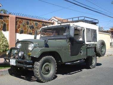Vnedo hermoso jeep willys (mod. 56) | jeep willys | Pinterest | Jeep